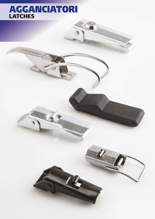 Tension latches